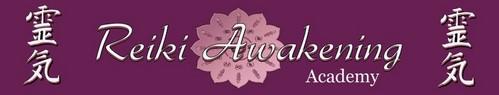 Reiki Awakening Academy Logo
