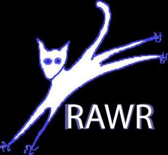 RAWR Publishing Company Logo