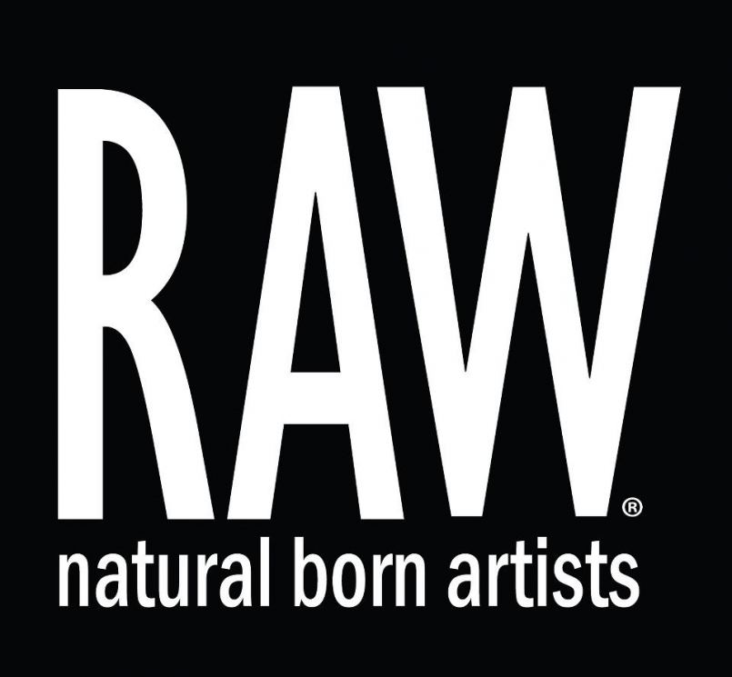 RAW:Natural Born Artists Vancouver Logo