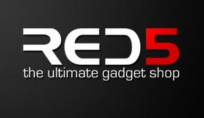 Beam on behalf of RED5 Logo