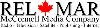 REL-MAR McConnell Media Company Logo