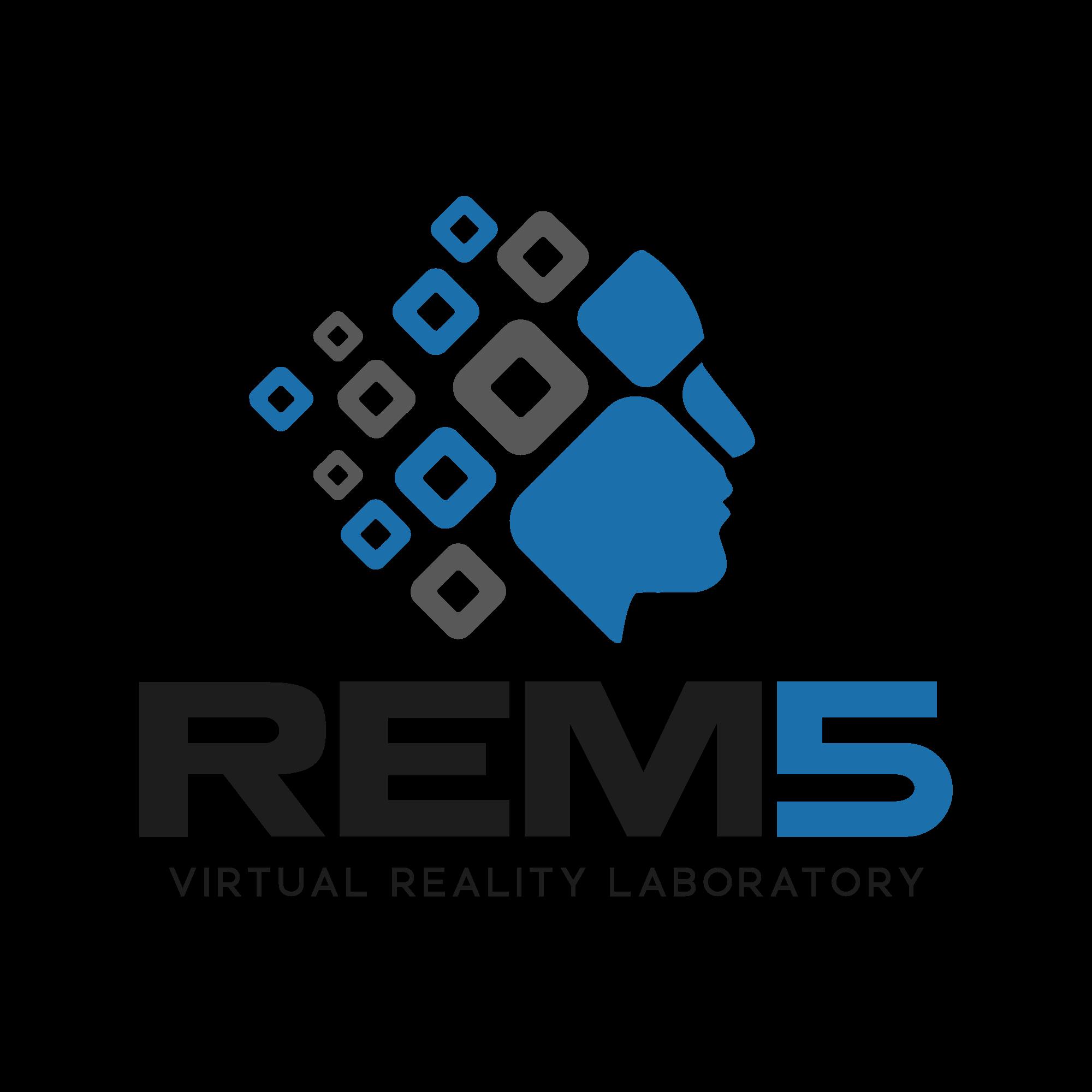 REM5 VR Lab Logo