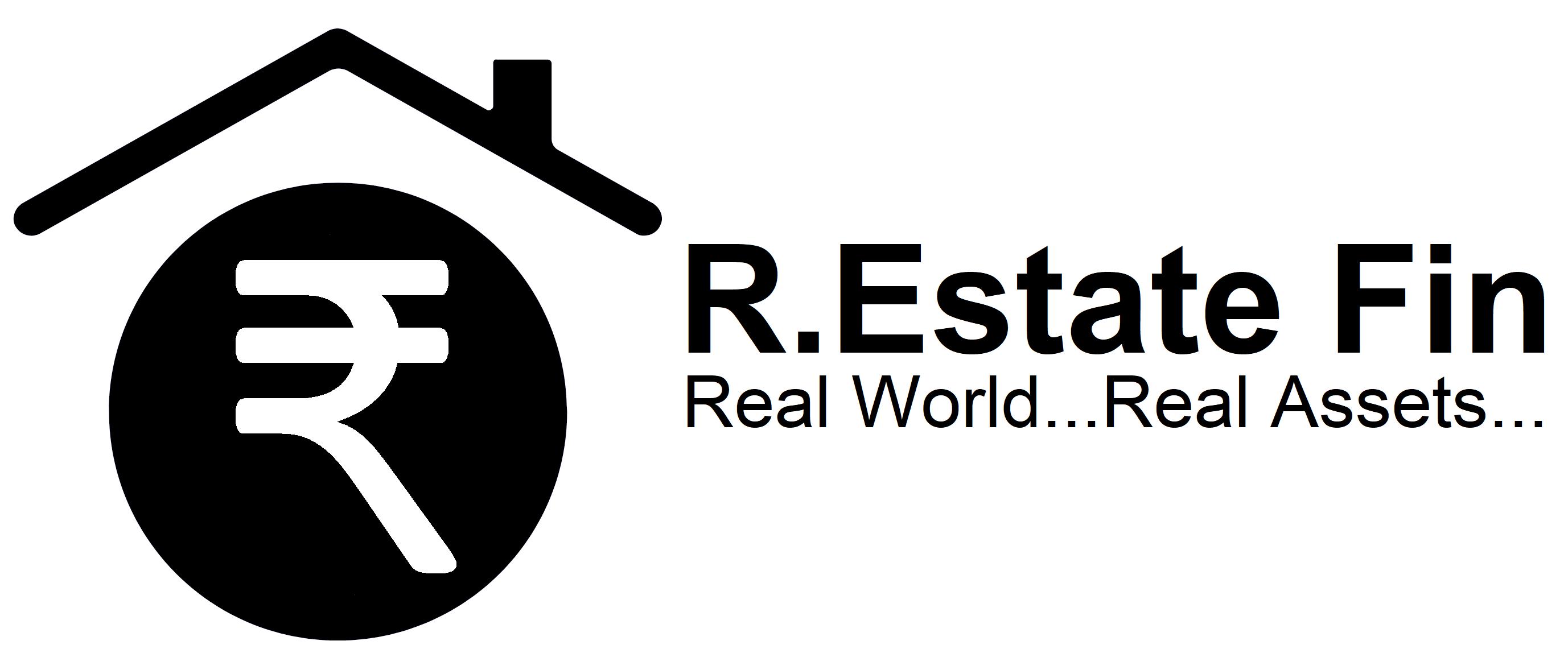 R.Estate Fin Logo