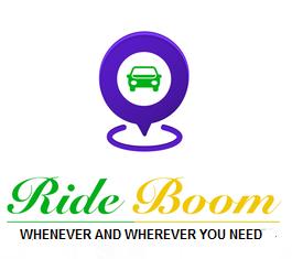 RIDEBOOM Logo
