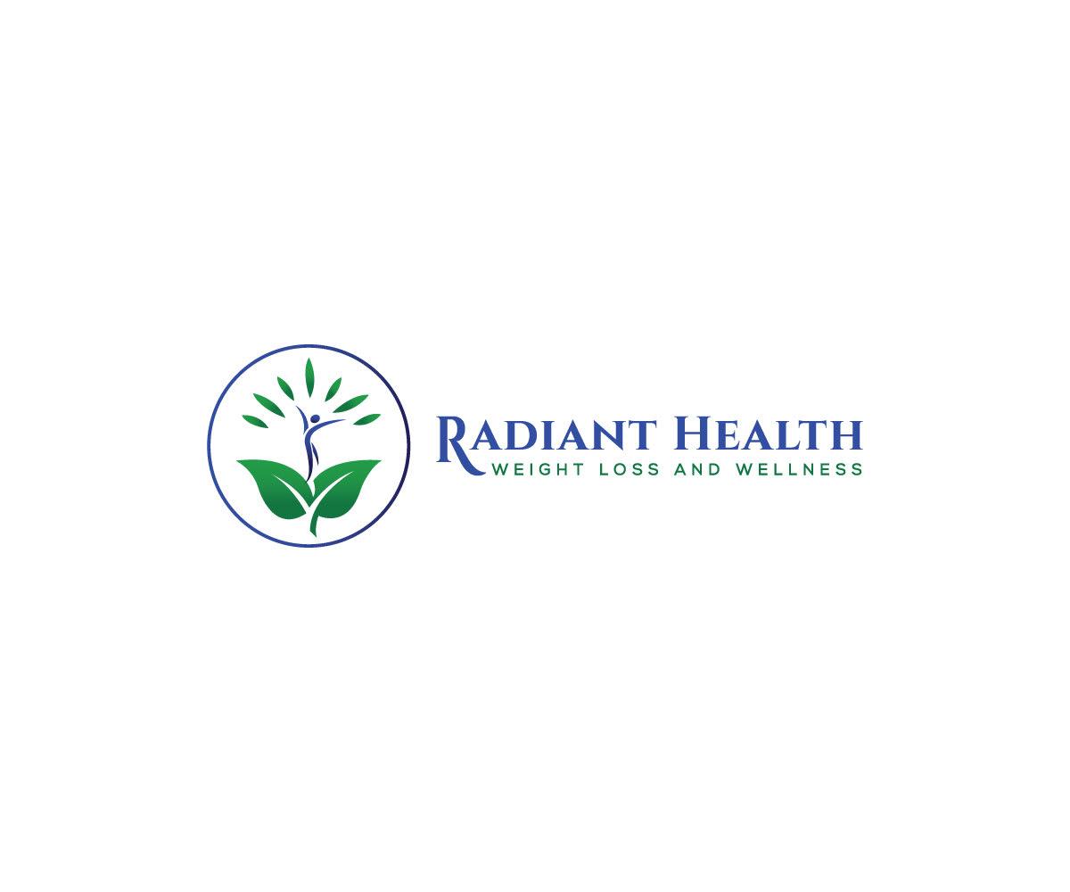Radiant Health Weight Loss & Wellness Logo