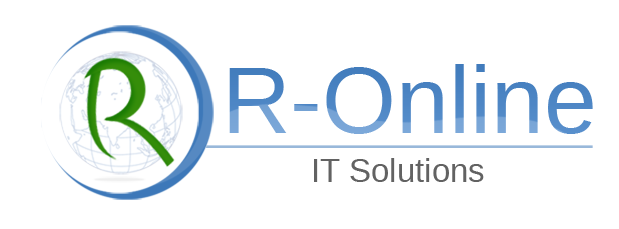 R-Online IT Solutions Logo