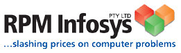 RPM Infosys PTY LTD Logo