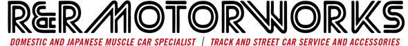 R&R Motorworks Logo