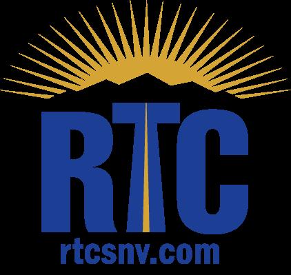 Regional Transportation Commission of So. Nev. RTC Logo