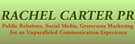RachelCarterPR Logo