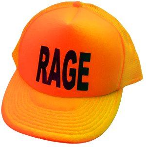 Rage Hats Inc. Logo