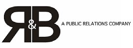 R&B Public Relations Logo