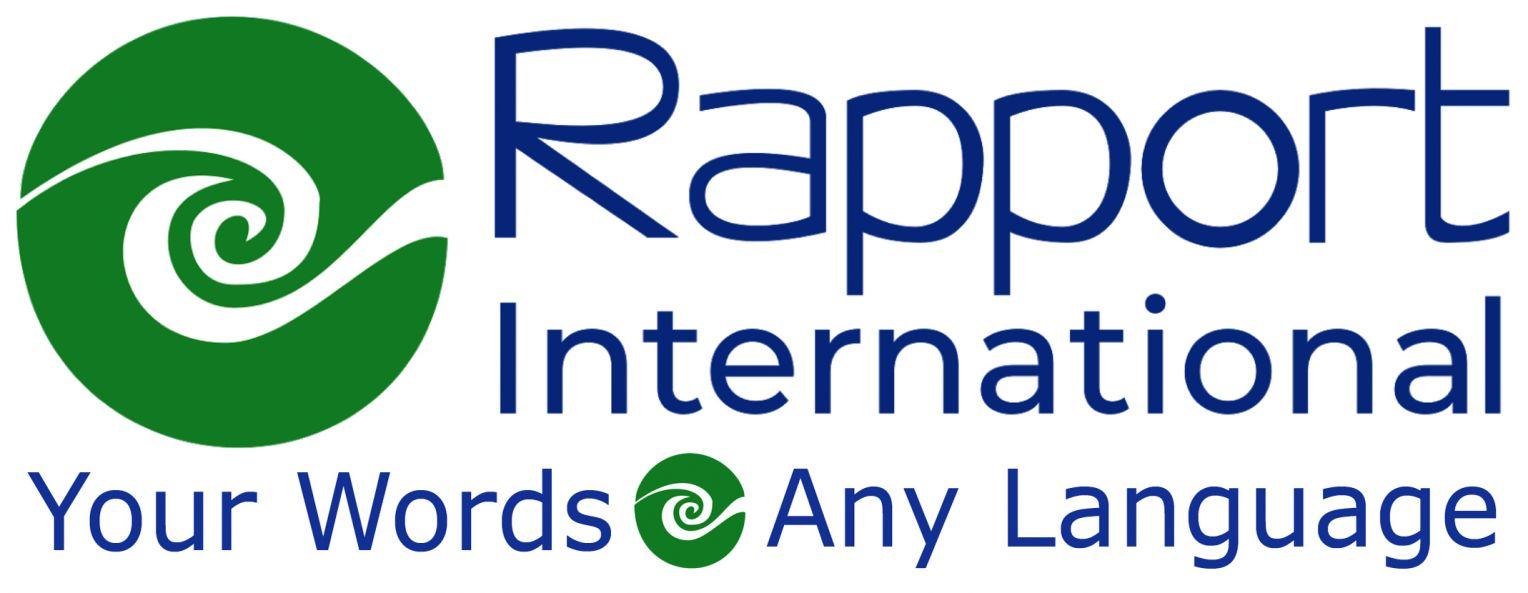 Rapport International, LLC Logo