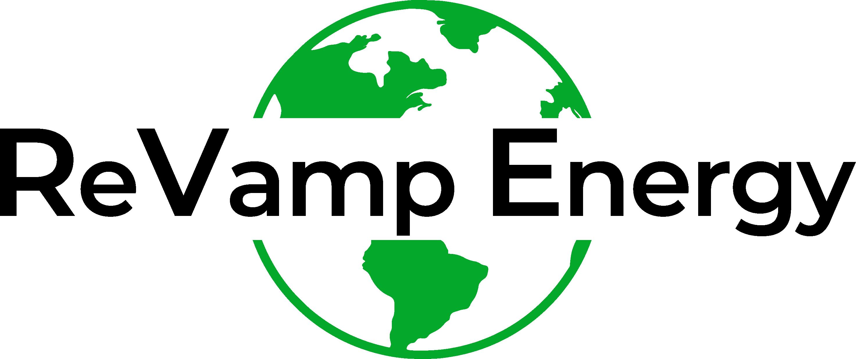 ReVamp Energy, Inc. Logo
