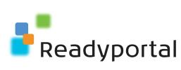 Readyportal Enterprise Content Management Solution Logo