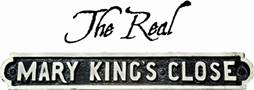 The Real Mary King's Close Logo