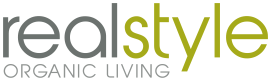 Real Style Organic Living Logo