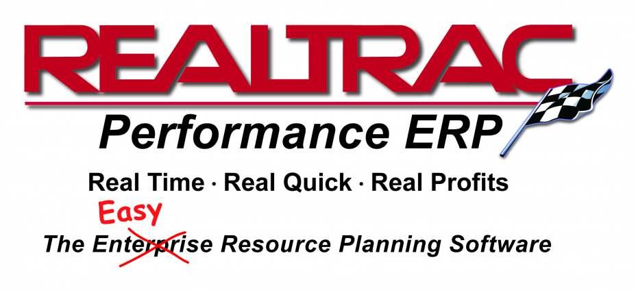 Realtrac Performance ERP Logo