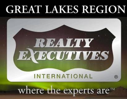 Realty Executives Great Lakes Region Logo