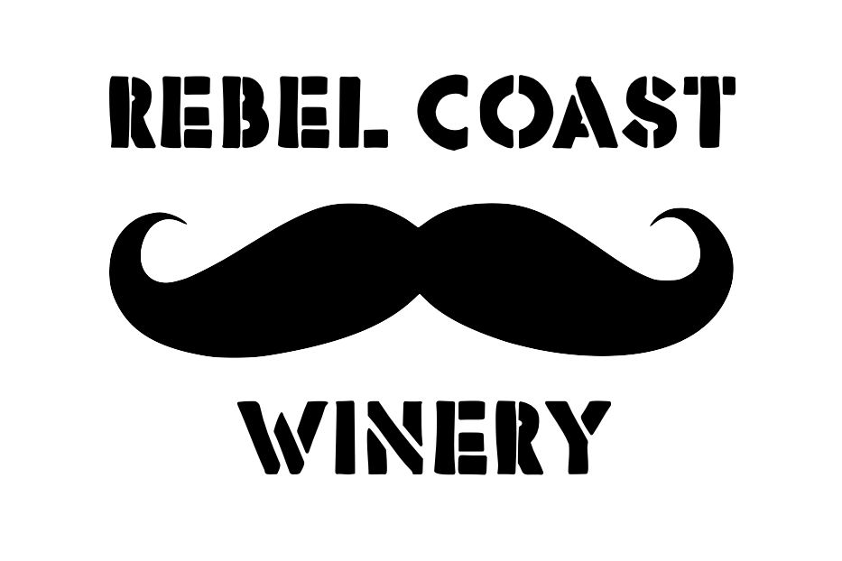 Rebel Coast Winery Logo