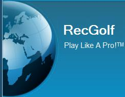 RecGolf Inc. Logo