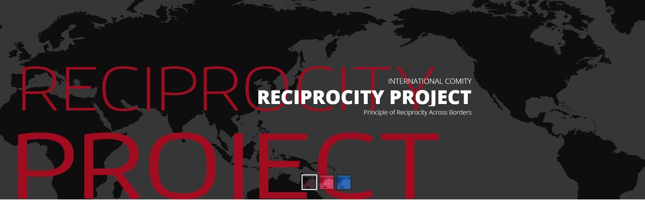 Reciprocity Project Logo