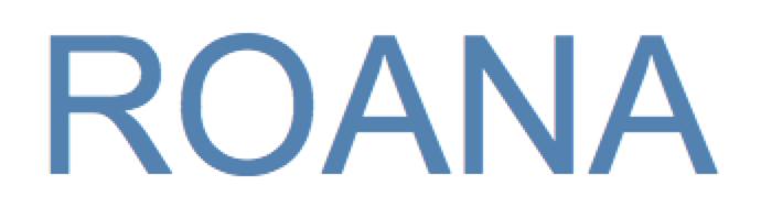 Recreational Oxygen Assoc of North America (ROANA) Logo