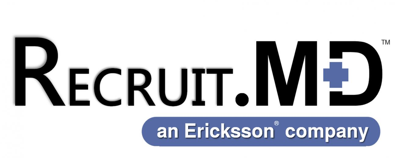 Recruit.MD Logo
