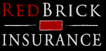 Red Brick Insurance Logo