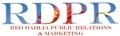 Red Dahlia PR & Marketing Logo