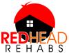 Red Head Rehabs Logo