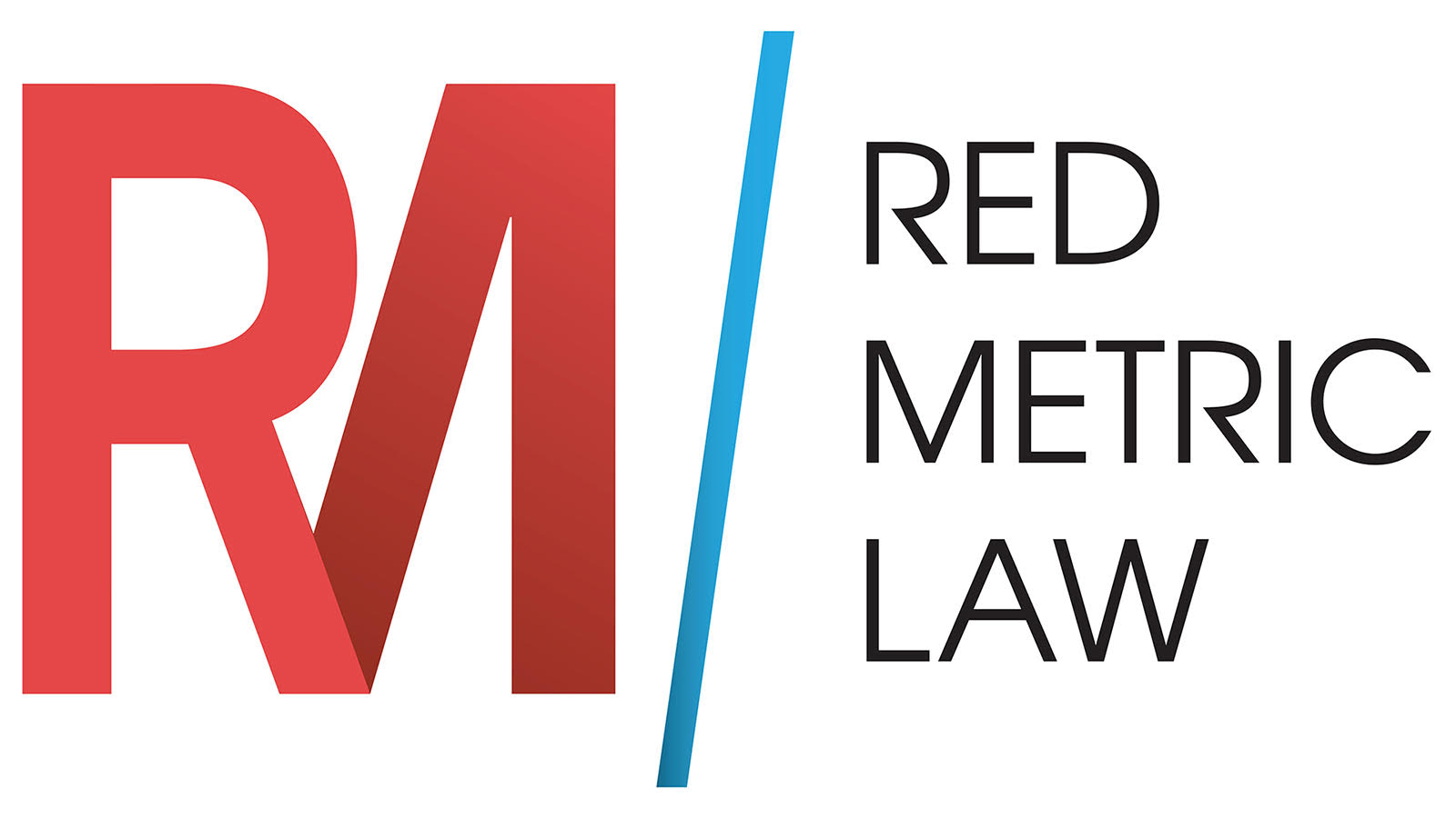 Red Metric Law Firm Logo