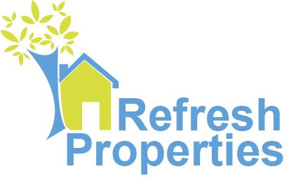 Refresh Properties Logo