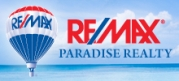 RE/MAX Paradise Realty Logo
