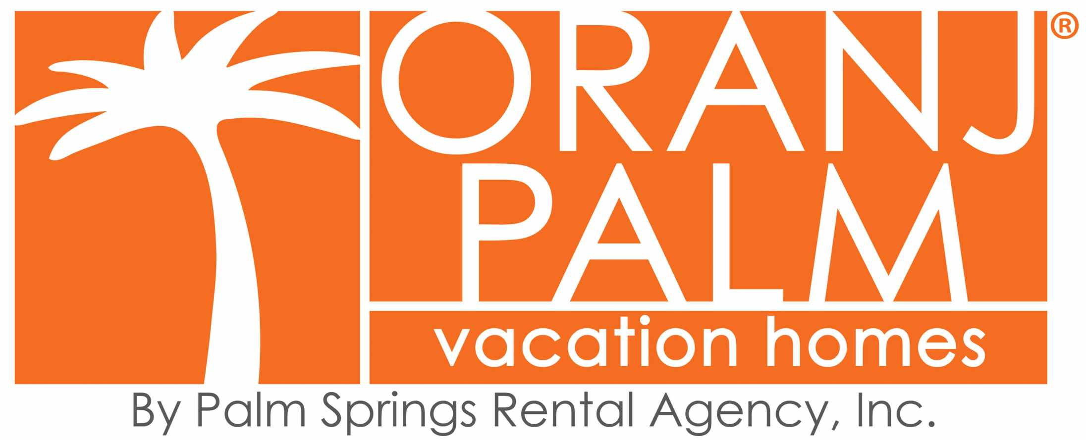Palm Springs Rental Agency - Vacation Homes Logo