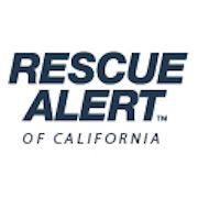 Rescue Alert of California Logo