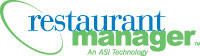 Action Systems Inc. / Restaurant Manager Logo