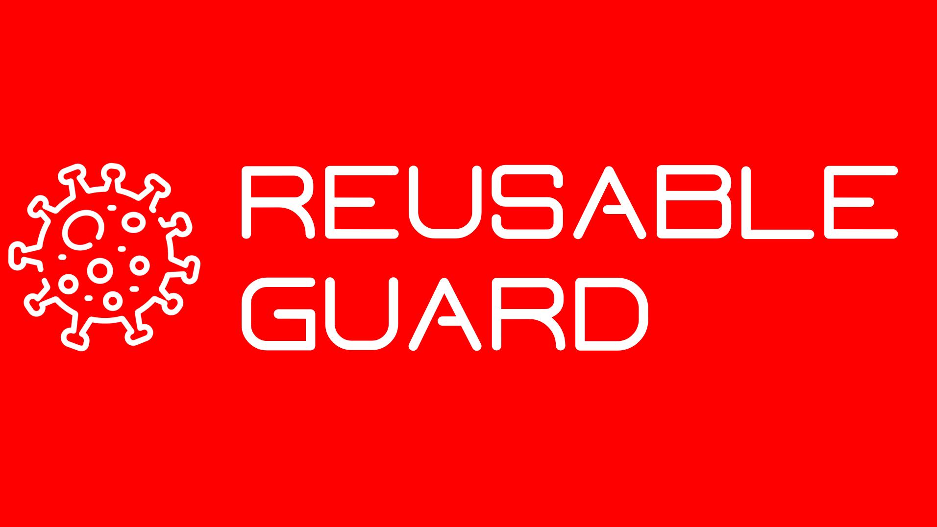 ReusableGuard Logo