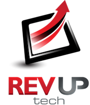Rev Up Transmedia Logo