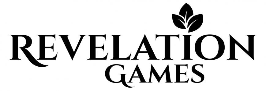 Revelation Games Logo