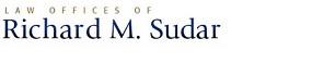 Law Offices of Richard M. Sudar Logo