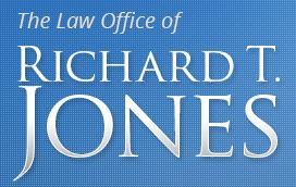 The Law Office of Richard T. Jones Logo