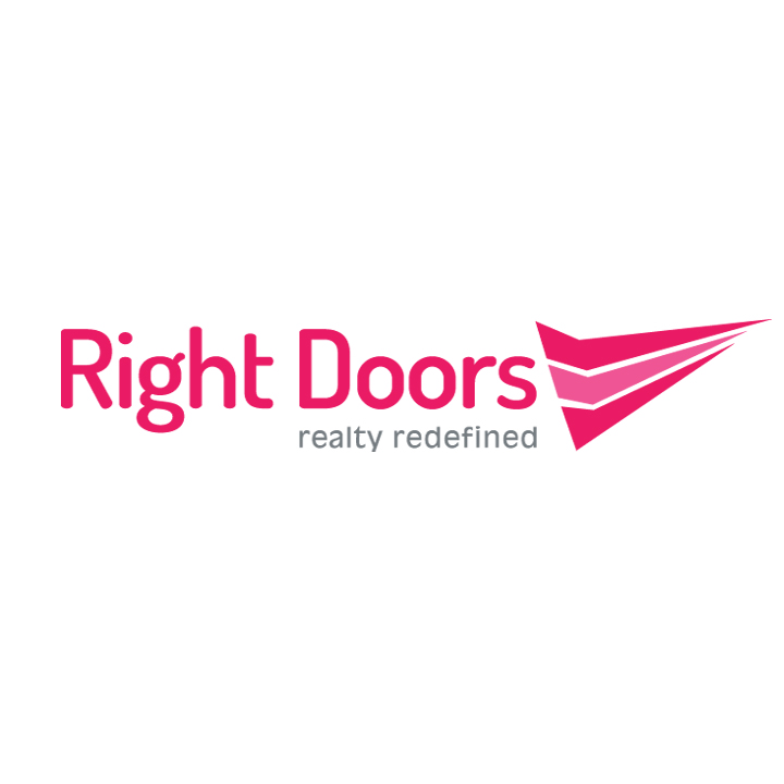 Right Doors Real Estate Logo