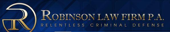Robinson Law Firm, P.A. Logo