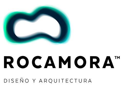 Rocamora Design and Architecture Logo