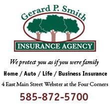 Gerard P Smith Insurance Agency Logo