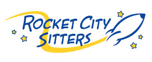 Rocket City Sitters Logo