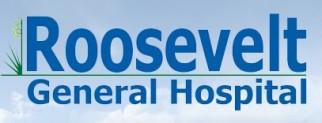 Roosevelt General Hospital Logo