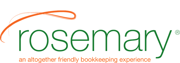 RosemaryBookkeeping Logo