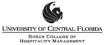Rosen_College Logo